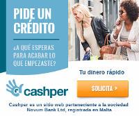 creditos rapidos online Cashper