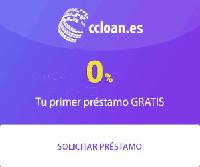 creditos rapidos online Ccloan