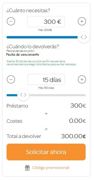 minicréditos online urgentes