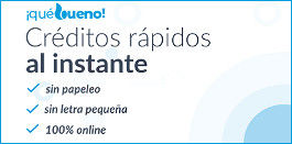 Créditos rápidos online - QueBueno